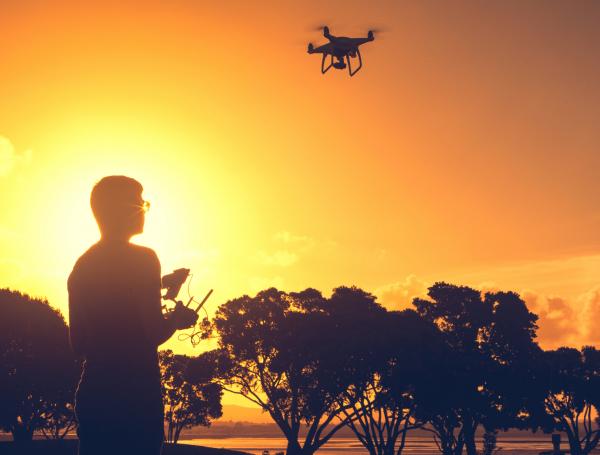 Inspección Técnica con Drones